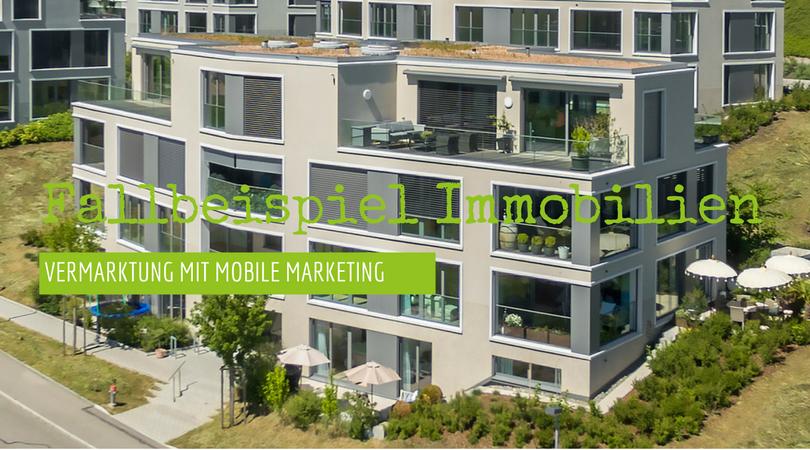 Erfolgreiche Vermarktung Ihrer Immobilien mit Mobile Marketing
